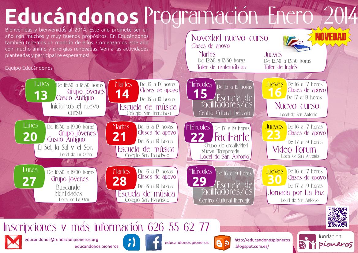 programación-mensual-educandonos-Enero-2014