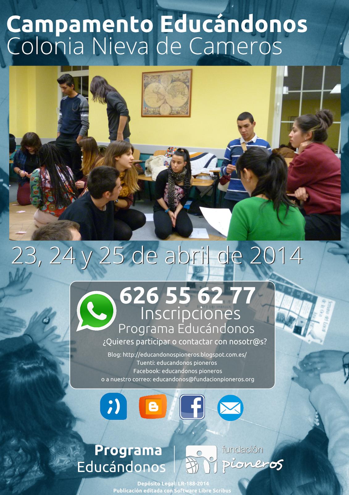 Campamento-educandonos-Nieva-de-Cameros-2014