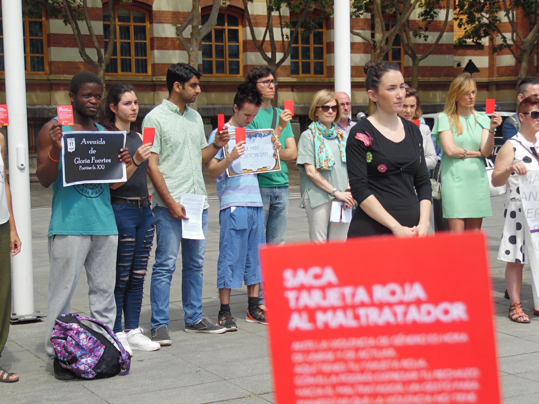 Manifestación en el ayuntamiento_junio 2
