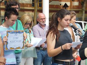 Manifestación en el ayuntamiento_junio 3