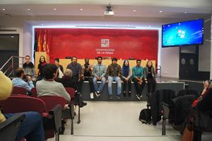 Jornada Juventud en UR