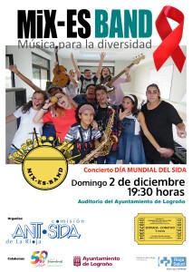 cartel mix es ban concierto sida_1500
