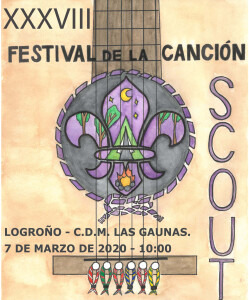 Cartel Festival Cancion